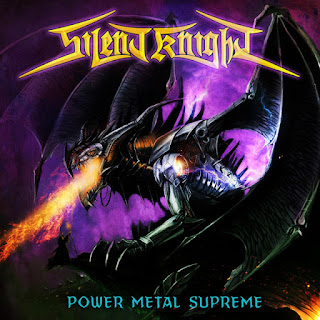 "Silent Knight - ""Keeper of the Seven Keys"" (from the EP ""Power Metal Supreme"")"