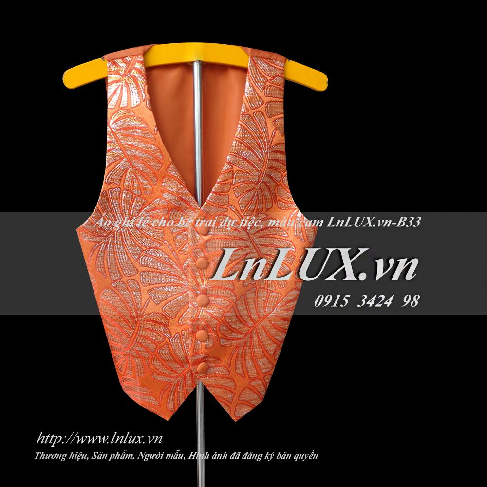 lnlux.vn-ao-ghi-le-cho-be-trai-du-tiec-mau-cam-lnlux-b33.