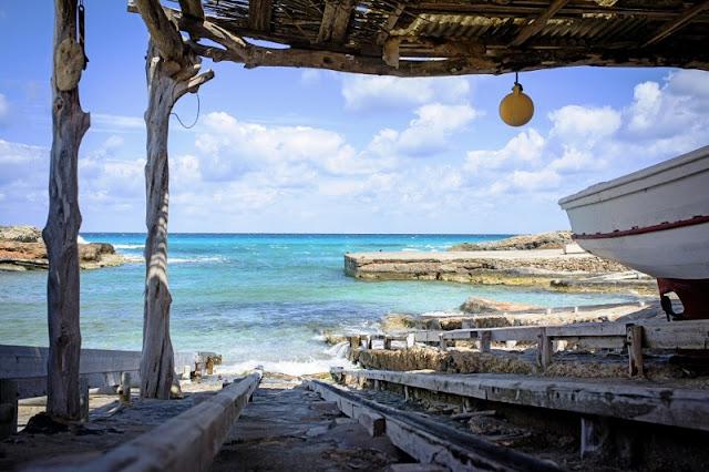 Visita a Formentera