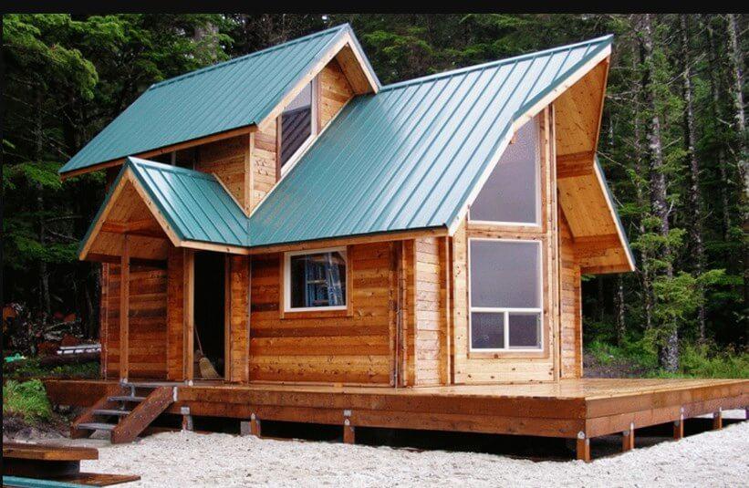 Rekaan Rumah Kayu Cantik
