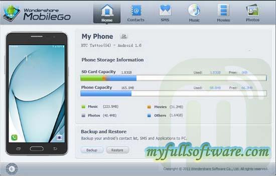 Wondershare MobileGo full version free download