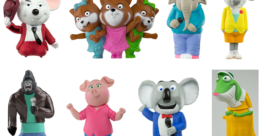 Toys That Start With E : Start the year on a high note with mcdonald s sing happy