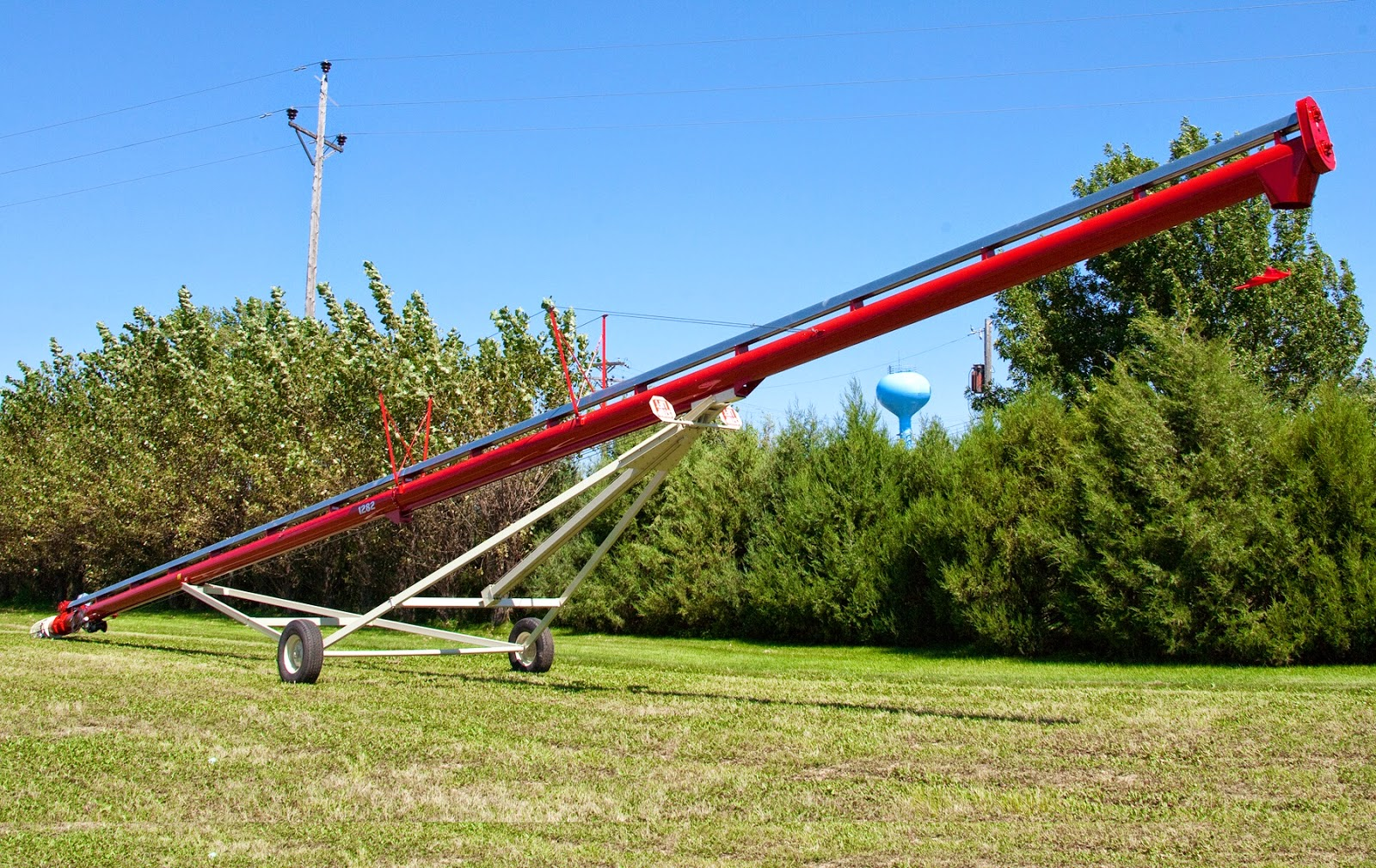 The Perils of Grain Auger Accidents