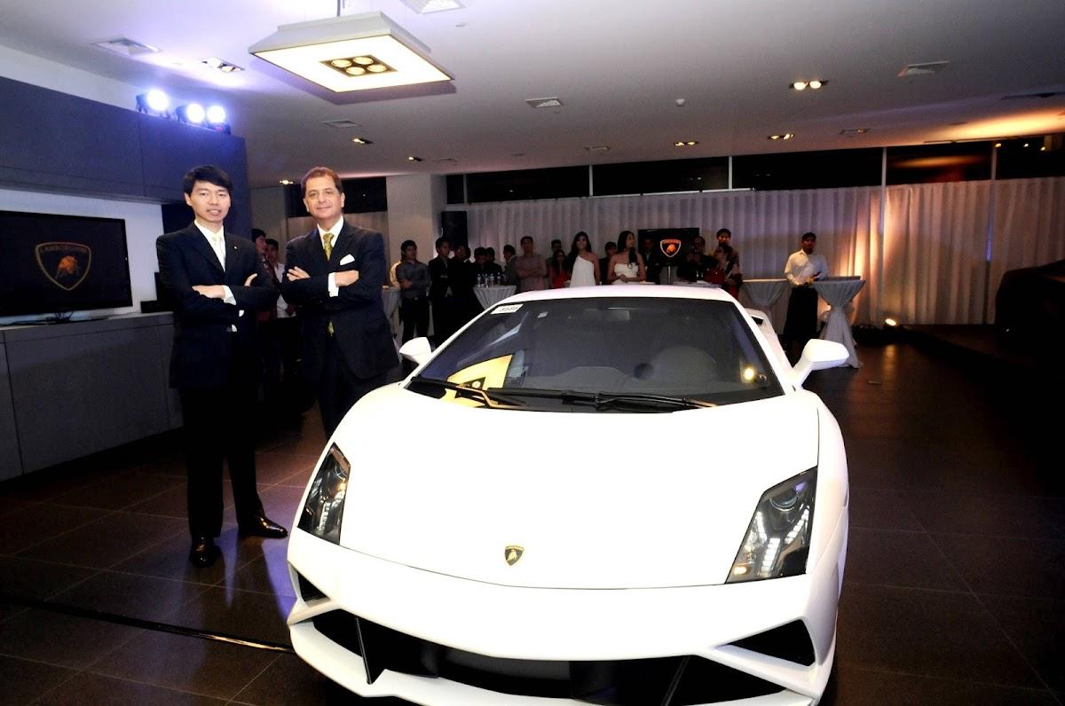 Lamborghini Manila Unveils Final Edition Of Gallardo Philippine