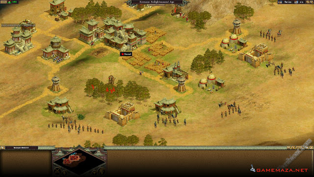 Rise of Nations Extended Edition Gameplay Screenshot 2