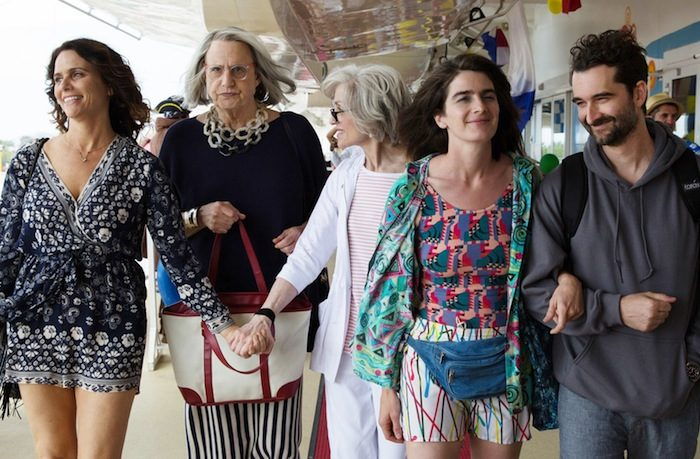 Familia Pfefferman en la serie de Amazon Prime 'Transparent'