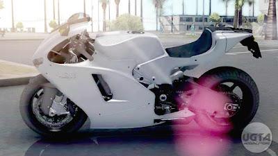 GTA SA - Ducati Desmosedici RR 2012