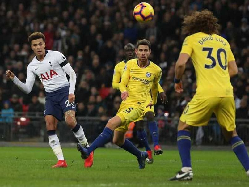 ... Dele Alli and Heung-min Son had taken their chances but then those that  they did convert were glorious ba5dfdae9