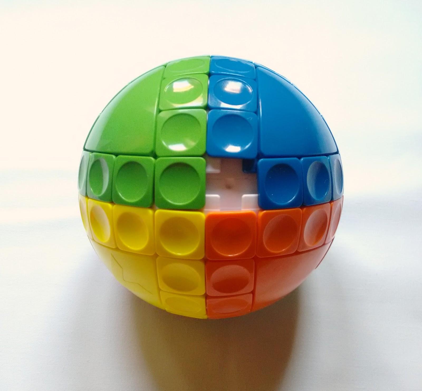 V-Sphere Cube Puzzle V-Cube