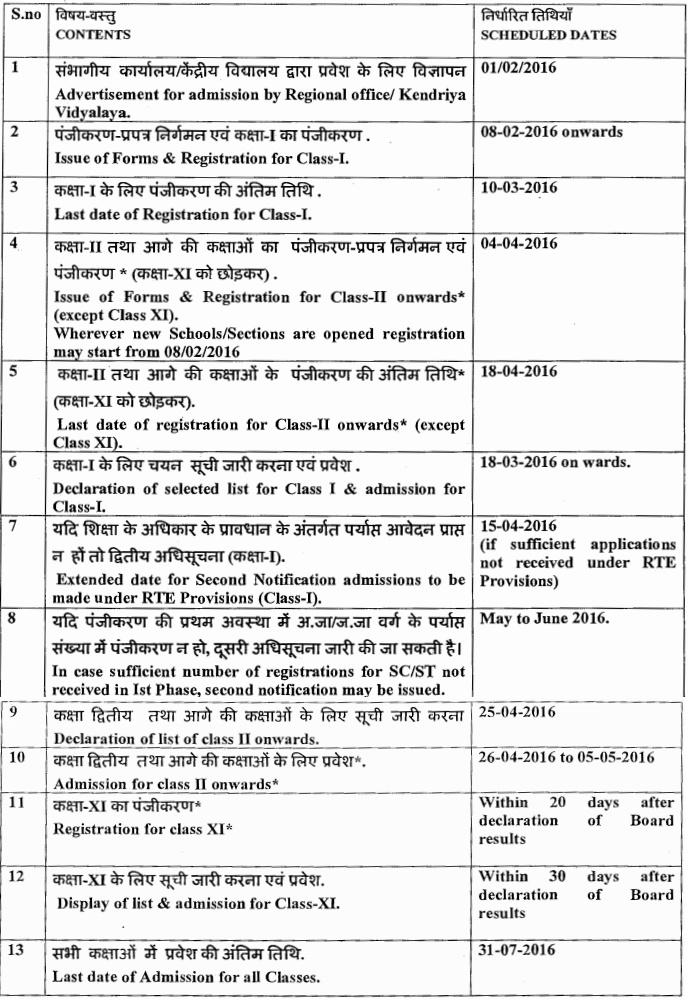 kv-school-admission-dates-2016