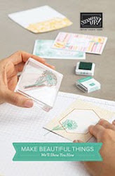 Stampin' Up! 2020 - 2021 Make Beautiful Things