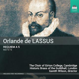 Lassus - Requiem a 5 - Toccata Classics