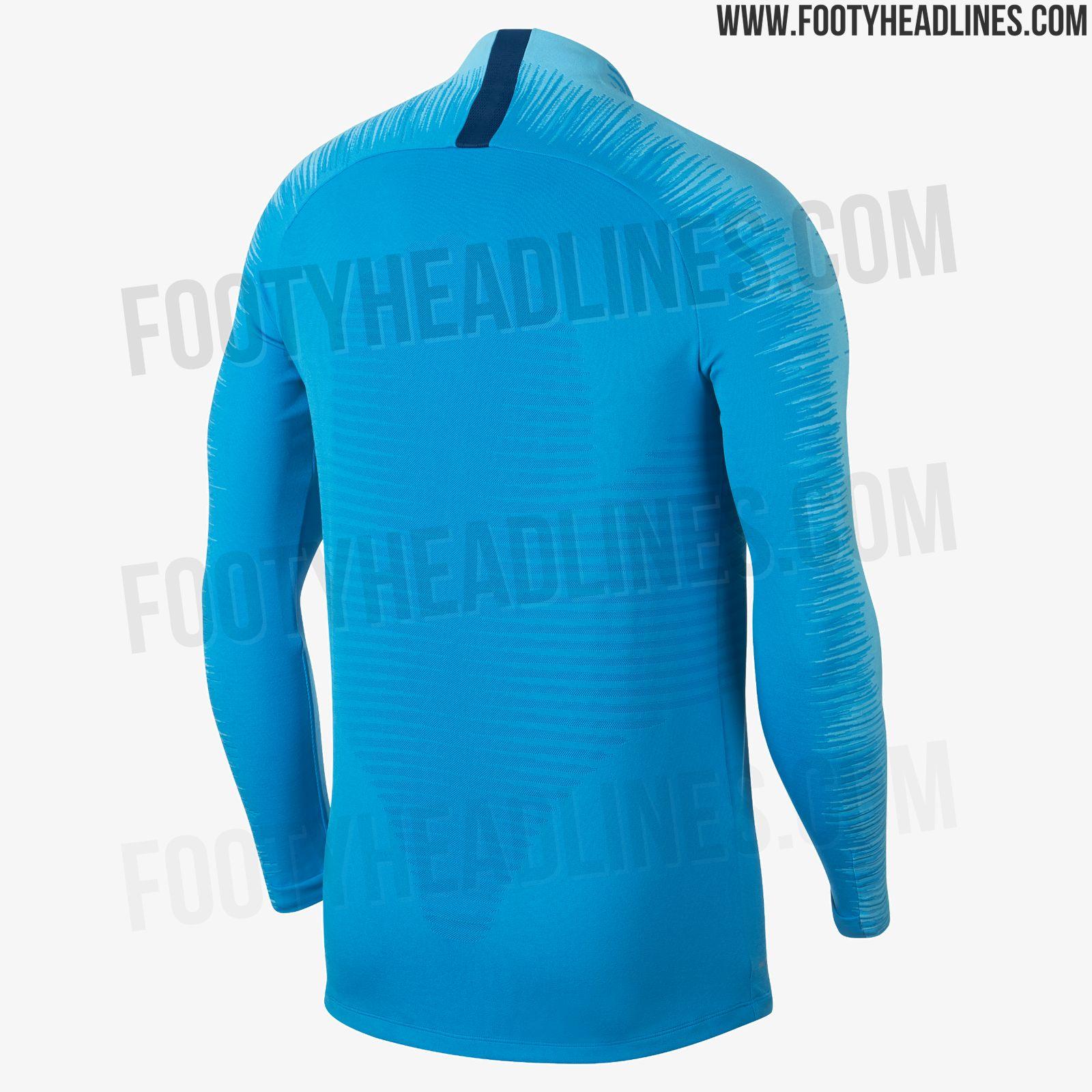 new product 17ba3 c764d NEW Template: Nike Barcelona 2019 Training Kit Leaked ...