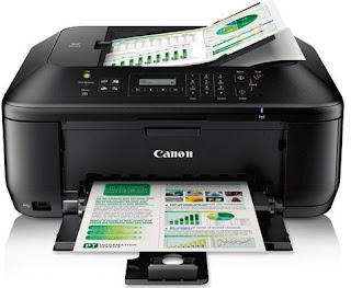 so you can share the printer on the network Canon MX452 Driver Download - Windows, Mac OS and Linux