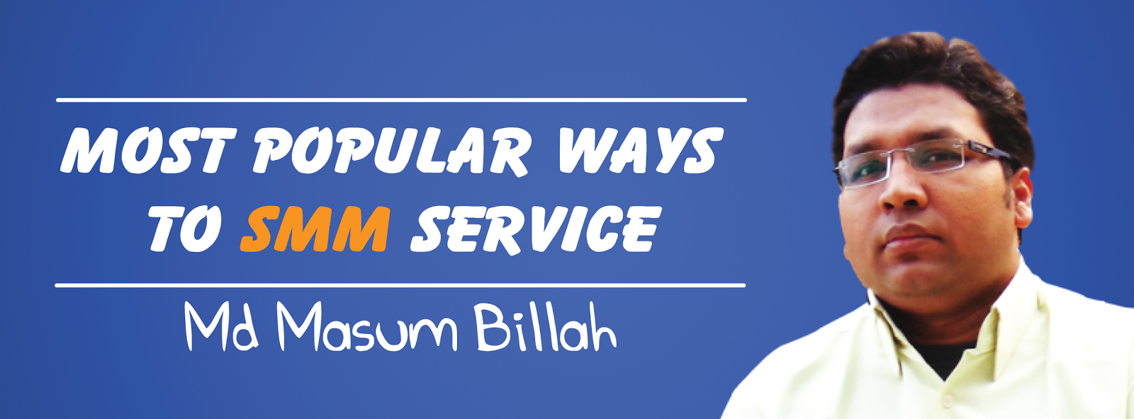 Masum Billah SMM Service