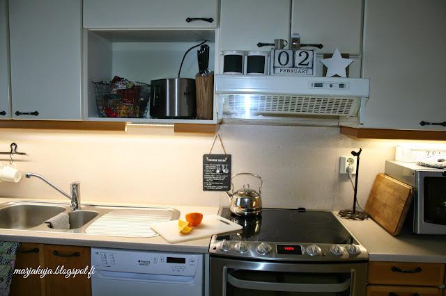 keittio tasot ennen remonttia