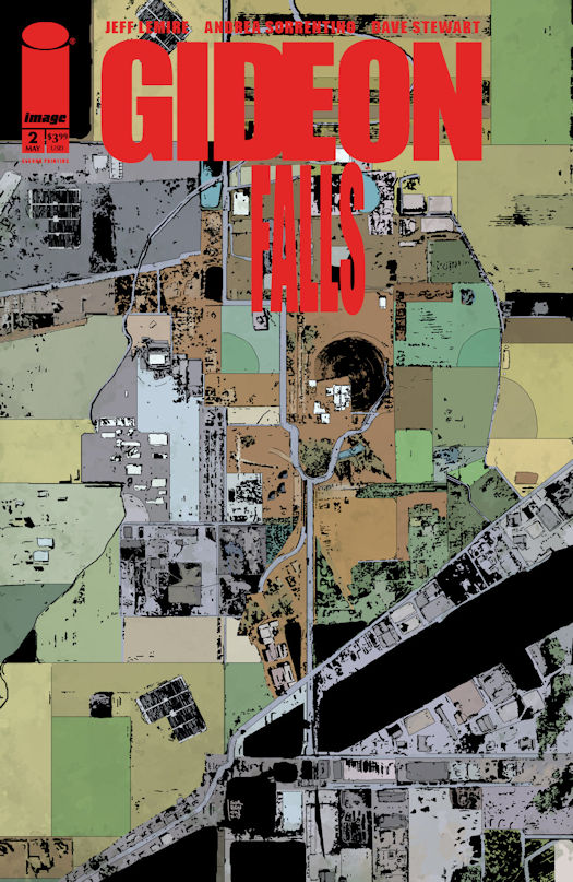 Gideon Falls Issue 2 Rushed Back to Print