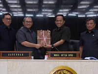 Pendapatan Provinsi Jawa Barat 2016 Capai Rp 27 Triliun Lebih