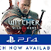 The Witcher 3: Wild Hunt para PS4 Pro recebe patch HDR