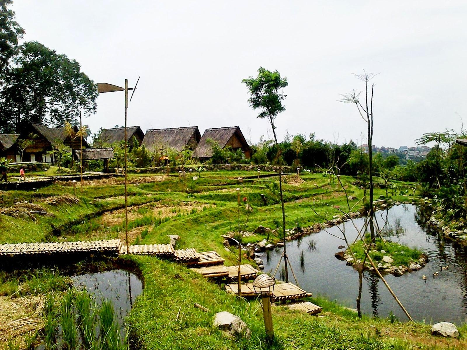 25 Tempat Wisata Di Bandung Jawa Barat Yang Menarik