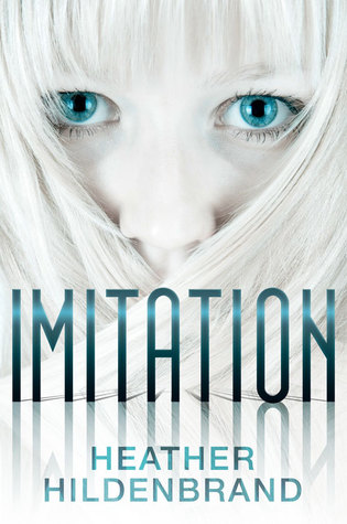 Imitation by Heather Hildenbrand, Book Cover