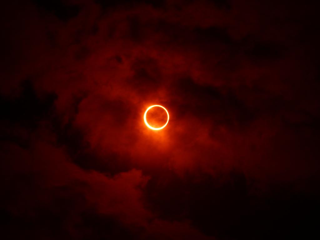 Annular Solar Eclipse 2012  Pictures  AstroMadnesscom