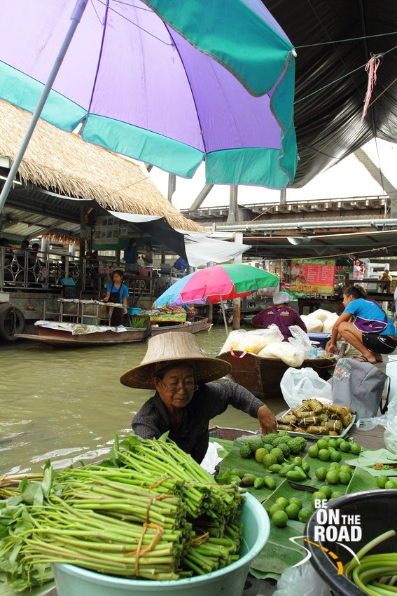 Floating Markets of Bangkok