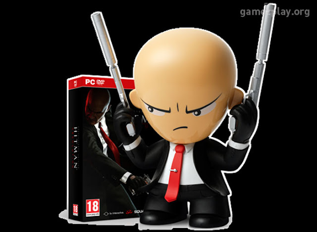 Hitman Absolution professional Edition details - X360 PC