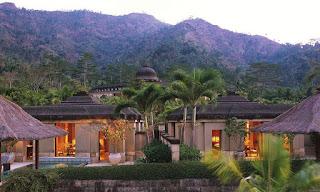 amanjiwo Resort,Central Jave