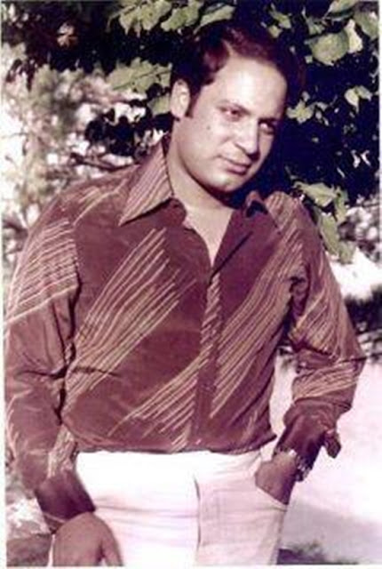 old photo of Nawaz Sharif