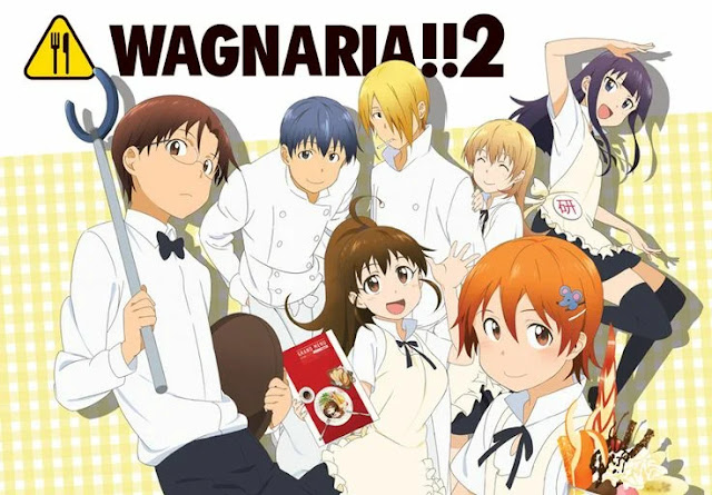 Working'!! BD Season 2 Episode 1-13 Subtitle Indonesia
