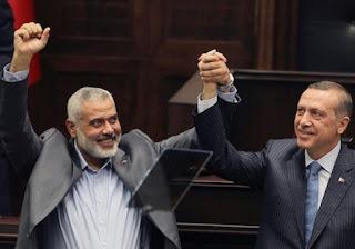 Hamas politburo chief Ismail Haneya among the world's terrorists