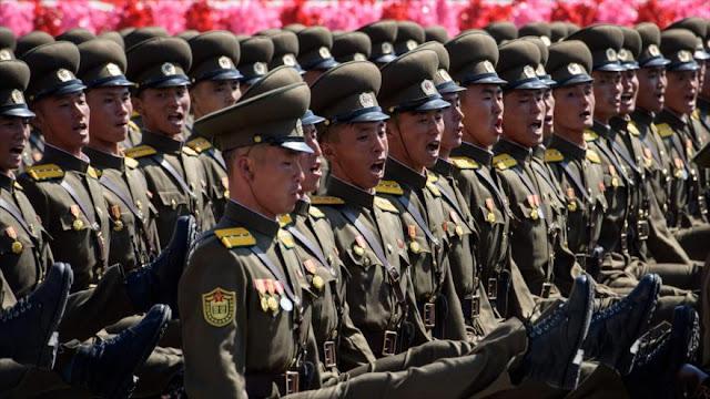 Corea del Norte celebra su 70 aniversario centrado en la paz