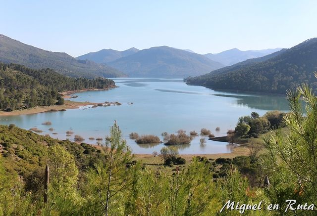 Embalse-Tranco-Beas-Cazorla