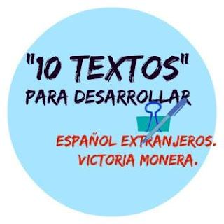 10 TEXTOS PARA DESARROLLAR EN CLASE ELE