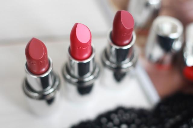 Помады PUPA I'm Pupa Lipstick отзывы свотчи