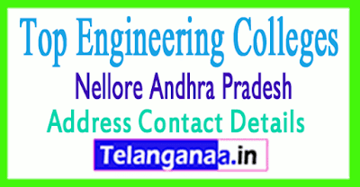 Engineering Colleges in Nellore District Andhra Pradesh