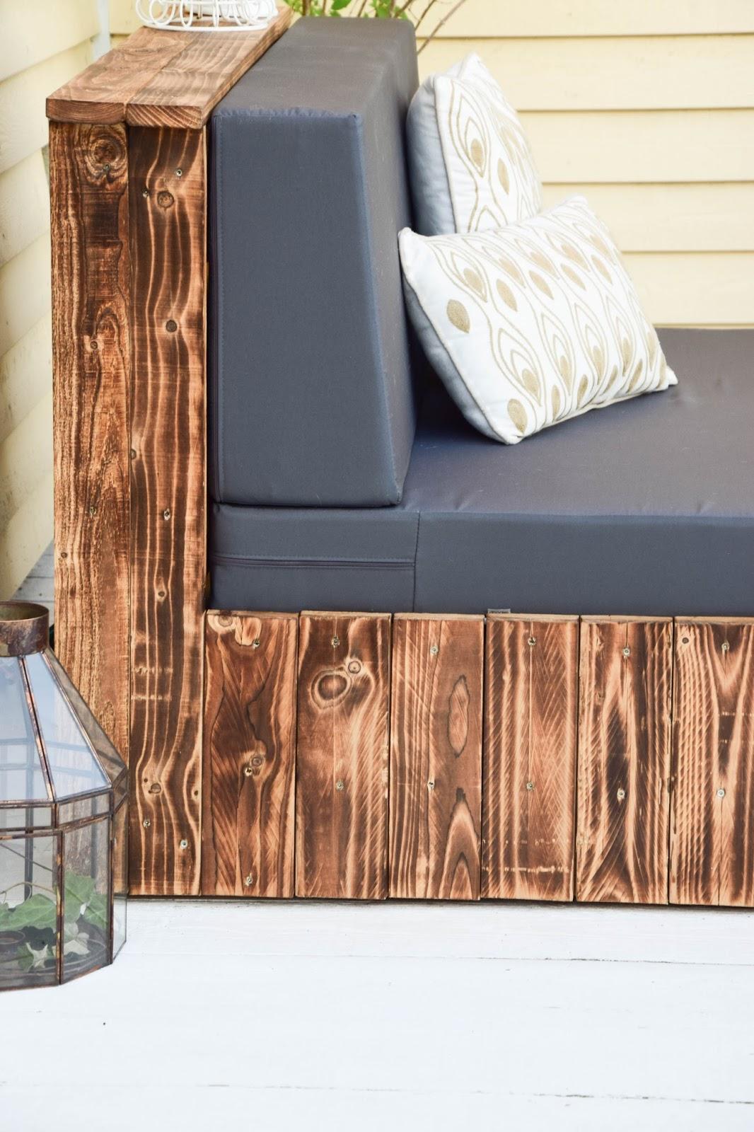 DIY Aus Paletten: Lounge Und Sitzmöbel Für Terrasse Und Garten. Sitzmöbel  Einfach Selbstgemacht Aus