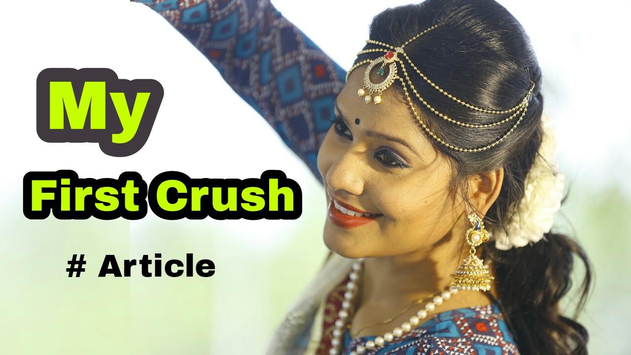 My First Crush -Director Satishkumar