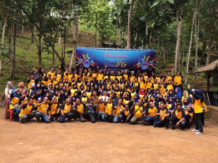 Alumni SMA 3 Angkatan 86 Tetap Solid.