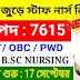 Staff Nurse Jobs in West Bengal Health Services