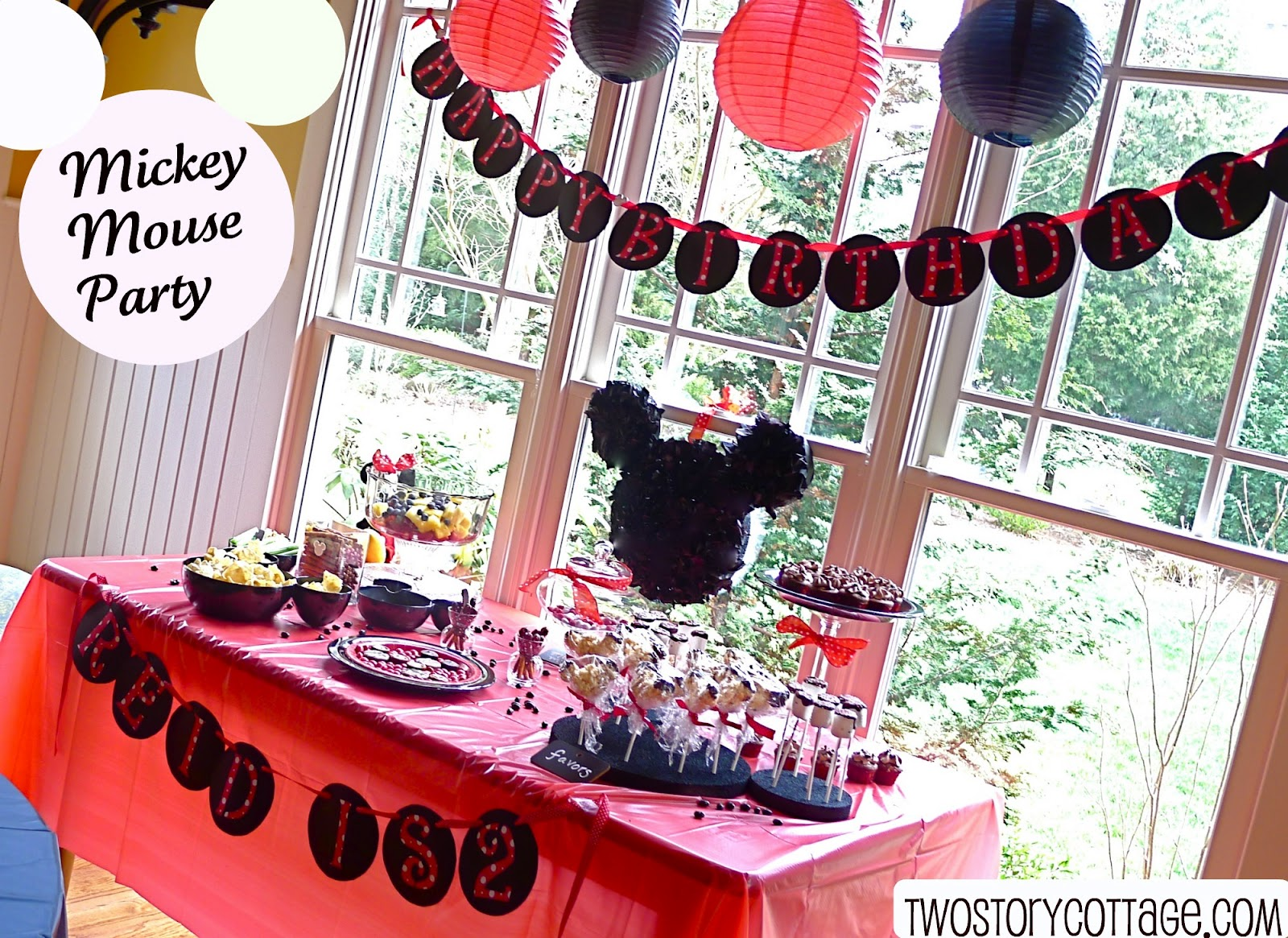 how to add stoery house party