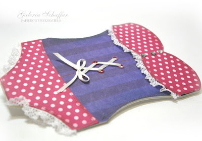 gorset  pin up prezent na panieński galeria schaffar handmade
