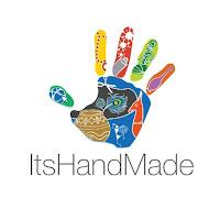 ItsHandMade-Logo Partecipazione mod. Sogno Incantato...Colore Bianco Total White