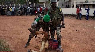 Republik Afrika Tengah