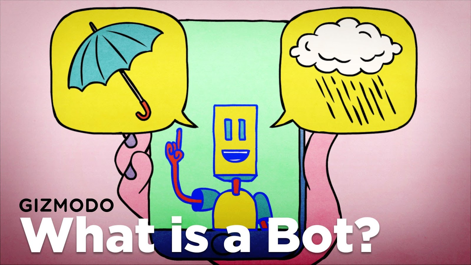 What Is a Bot? [video]