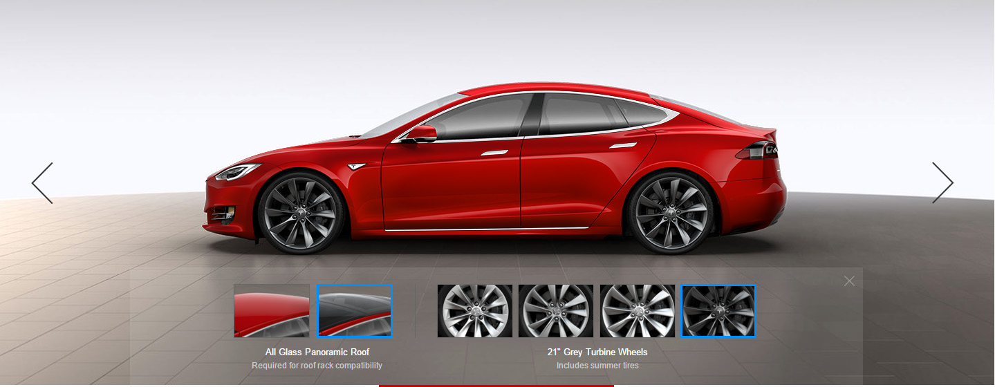It S Official 2017 Tesla Model S Facelift Carscoops