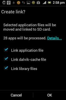 Cara Memindahkan Aplikasi Ke Eksternal SD Card Link2SD