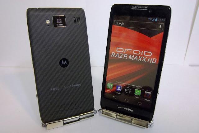 motorola razr maxx mobile phone last