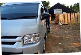 Rental Mobil Hiace Tangerang